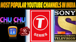 Top 10 Most Popular YouTube Channels