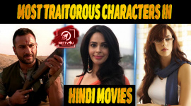 Top 10 Most Traitorous Characters In Hindi Movies