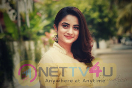 Actress Namitha Pramod New Pretty Stills  Malayalam Gallery