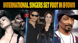International Singers Set Foot In B-Town