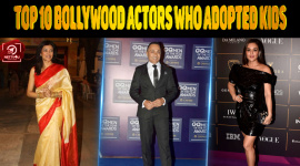 Top 10 Bollywood Actors Who Adopted Kids