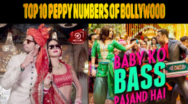 Top 10 Peppy Numbers Of Bollywood In 2016