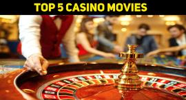 Top 5 Casino Movies
