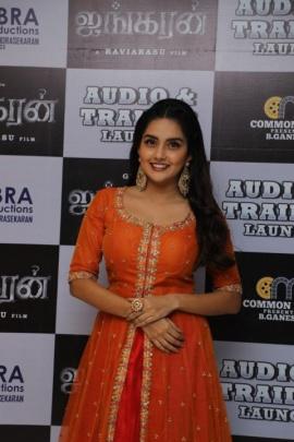 Ayngaran Audio Launch And Adutha Saattai Trailer Screened Tamil Gallery