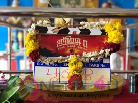 Uriyadi 2 Movie Pooja Images Tamil Gallery