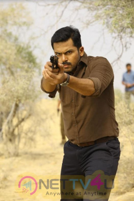 Actor Karthi In Khakee Movie Latest Stills Telugu Gallery