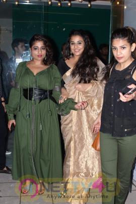 Rj Malishka Birthday Celebration With Vidya Balan & Gauhar Khan Stills