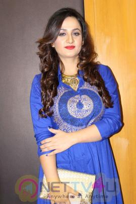 Teri Yaad Mein Music Launch Event Held In Mumbai Stills