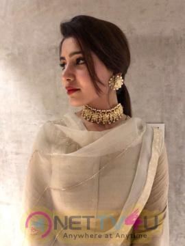 Actress Samantha Akkineni Angelic Stills Telugu Gallery