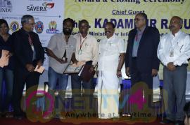 16th Chennai International Film Festival Award Function And Closing Ceremony Pics