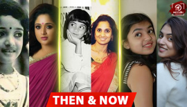 Mollywood Child Actors: Then And Now.