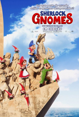 Sherlock Gnomes Movie Review