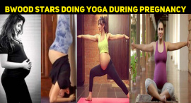 10 Bollywood Actresses Doing Yoga During Pregnancy