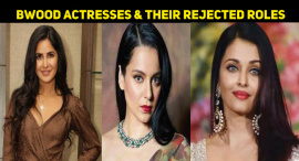 10 Bollywood Actresses Who Rejected Famous Roles