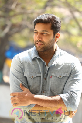 Actor Jayam Ravi Good Looking Images Tamil Gallery