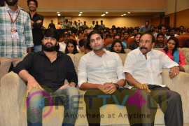 Chal Godava Song Launch From Chalo Movie Pics