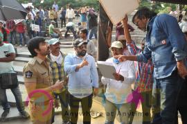 Touch Chesi Chudu Movie Working Stills Telugu Gallery