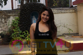 Interview With Garima Pandey Cute Photos