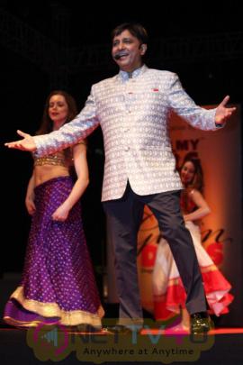 Sidharth Malhotra At Glamdogs Event, Organised By Smita Thackeray And Mukti Foundation Stills