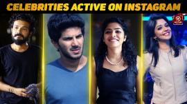Top 10 Malayalam Celebs Who Are Active On Instagram