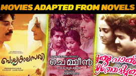 Top 10 Malayalam Movies Adapted From Novels
