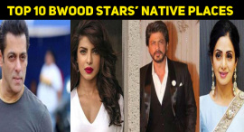 Top 10 Bollywood Stars' Native Places