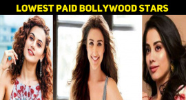 Top 10 Lowest Paid Bollywood Stars