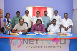 Fefsi Union Press Meet Stills Tamil Gallery