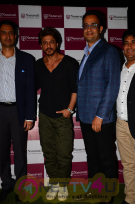 Excellent Photos Of Shah Rukh Khan Launches Bone Marrow Transplant Centre & Birthing Centre At Nanavati Super Speciality Hospita