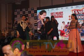 Sangeet Ceremony For Film Laali Ki Shaadi Mein Laaddoo Deewana Hindi Gallery