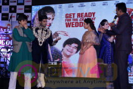 Sangeet Ceremony For Film Laali Ki Shaadi Mein Laaddoo Deewana Hindi Gallery