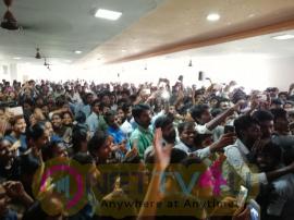 Kirrak Party Success Tour Telugu Gallery
