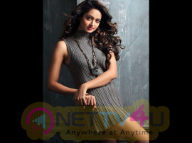 Actress Shanvi Srivastava Latest Hot Pics Telugu Gallery