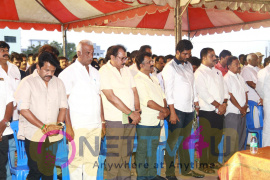 Strike The Withdrawal Would Take Place On May 30  Tamil Film Producers Association President Vishal Notice Tamil Gallery