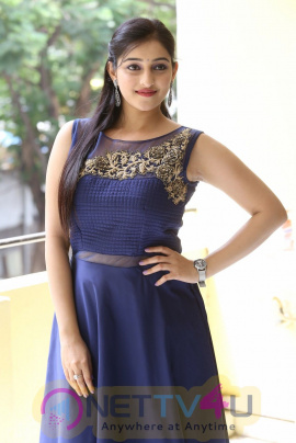 Actress Mouryani Lovely Photos  Telugu Gallery