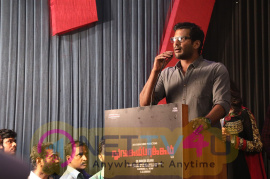 Nungambakkam Movie Trailer Launch Pics  Tamil Gallery