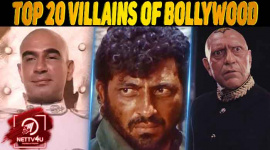Top 20 Villains Of Bollywood