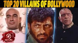 Top 20 Villains Of Bollywood