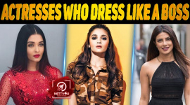 10 Bollywood Actresses Who Dress Like A Boss