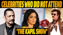 10 Bollywood Celebrities Who Did Not Attend 'The Kapil Show'