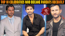 Top 10 Celebrities Who Became Parents Recently