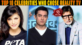Top 10 Celebrities Who Chose Reality TV