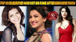Top 10 Celebrities Who Got Big Fame After Bigg Boss Show.