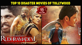 Top 10 Disaster Movies Of Tollywood