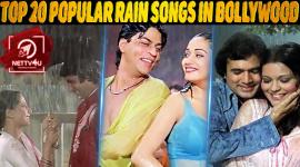 Top 20 Popular Rain Songs In Bollywood