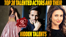 Top 20 Talented Actors And Their Hidden Talents