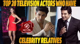 Top 20 Television Actors Who Have Celebrity Relatives