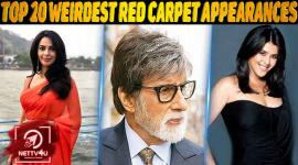 Top 20 Weirdest Red Carpet Appearances