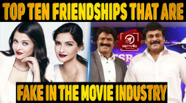 Top Ten Friendships That Are Fake In The Movie Industry
