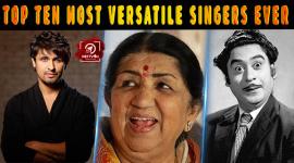 Top Ten Most Versatile Singers Ever.